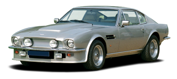 Aston Martin AMV8 71 to 89